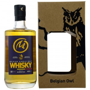Belgian Owl By Jove Edition 01