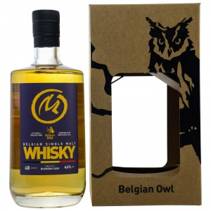 Belgian Owl By Jove Edition 04