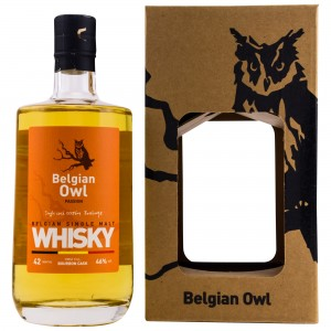 Belgian Owl Passion Edition 2018-06 Single Cask No. 5558604