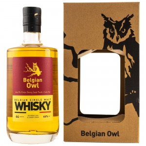 Belgian Owl Glen Els Firkin Sherry Cask Finish Cask No. 872