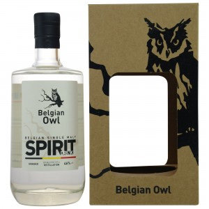 Belgian Owl Single Malt Spirit Drink