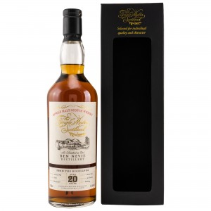 Ben Nevis 1996/2017 20 Jahre Sherry Butt No. 1650 (The Single Malts of Scotland)