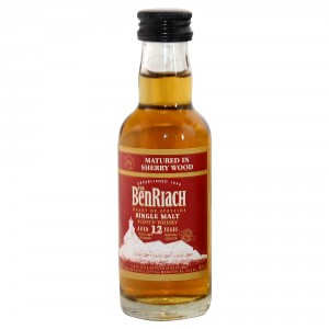 Benriach 12 Sherry Wood (Miniatur)