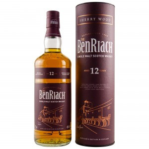 Benriach 12 Jahre Sherry Wood