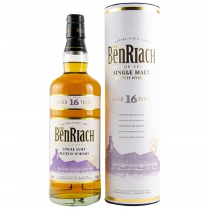 Benriach 16 Jahre (altes Design)