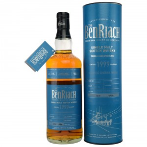 Benriach 1999/2016 Single Cask 5043 Oloroso Sherry Finish