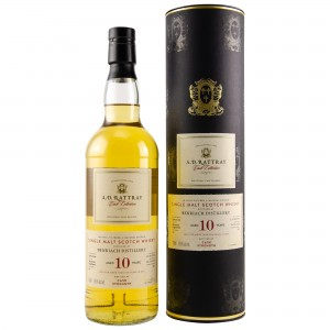 Benriach 2008/2018 10 Jahre Bourbon Hogshead Single Cask No. 14 Cask Strength (A.D. Rattray)