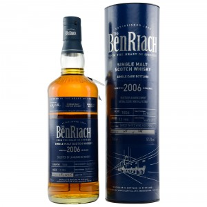 Benriach 2006/2017 Single Cask 1856 Sweet White Wine Hogshead