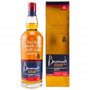 Benromach 2008/2019 Cask Strength Batch 1