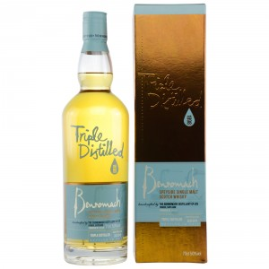 Benromach Triple Distilled 2009/2017