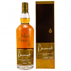 Benromach 2010/2018 Sassicaia Finish