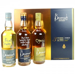 Benromach Collection (3x200ml)