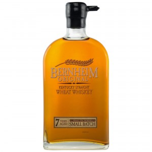 Bernheim Original 7 Jahre Small Batch Kentucky Straight Wheat Whiskey