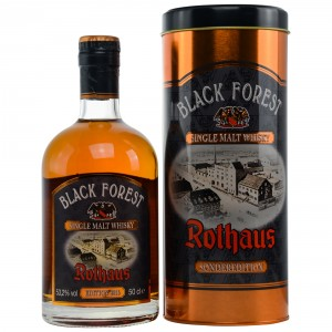 Rothaus Black Forest Single Malt Whisky Sonderedition 2016 Sherry Cask Finish (Deutschland)