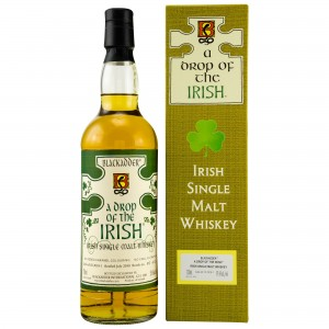 A Drop of the Irish Blackadder Cask Strength