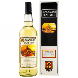 Peat Reek Blackadder Single Cask No. PR 2018-3 (46,0%)