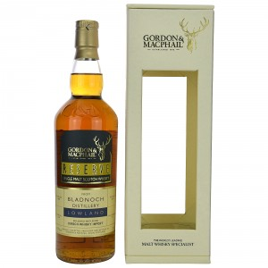 Bladnoch 1989/2016 Cask Strength Single Cask 1297 (Gordon & Macphail Reserve)