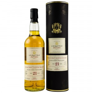 Blair Athol 1997/2018 21 Jahre Bourbon Hogshead Single Cask No. 574 (A. D. Rattray)