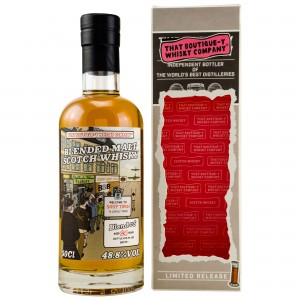 Blended Malt #6 24 Jahre - Batch 1 (That Boutique-Y Whisky Company)