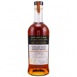 Blended Malt Sherry Cask Matured The Classic Range (Berry Bros and Rudd)