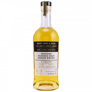 Blended Malt Speyside (Berry Bros and Rudd)