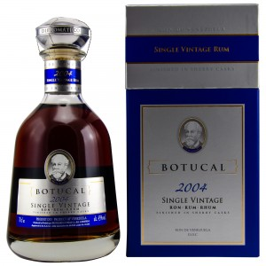 Botucal Single Vintage 2004
