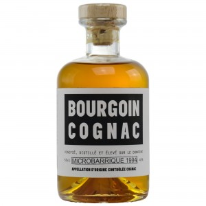 Bourgoin Cognac Microbarrique 1994 (350ml)