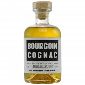 Bourgoin Cognac Fine Pale 2014 (350ml)