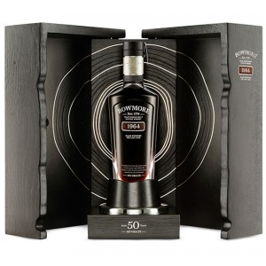 Bowmore  50 Jahre 1964 Black Bowmore The Last Cask