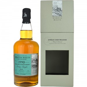 Bowmore 1990/2015 Briny Tangle (Wemyss)