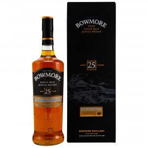 Bowmore 25 Jahre Small Batch Release