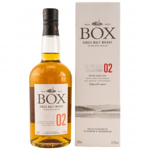 Box Whisky The 2nd Step Collection 02 (Schweden)