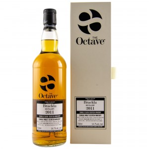 Brackla 2011/2018 Single Cask No. 9317776 The Octave (Duncan Taylor)