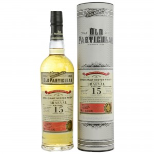 Braeval 2001/2016 15 Jahre Old Particular (Douglas Laing)