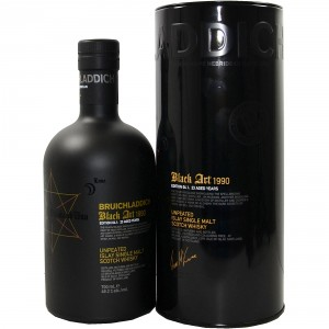 Bruichladdich Black Art 04.1 1990