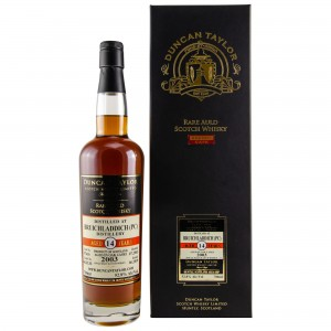 Port Charlotte 2003/2018 14 Jahre Single Sherry Cask No. 97610 (Duncan Taylor Rare Auld Scotch Whisky)