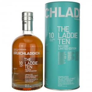 Bruichladdich The Laddie 10 2nd Limited Edition