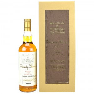 Bunnahabhain 1991/2014 23 Jahre Barrel Selection (Wilson & Morgan)