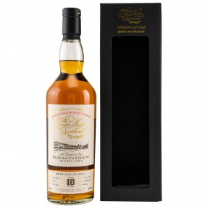 Bunnahabhain 2001/2018 16 Jahre Cask No. 1254 (The Single Malts of Scotland)