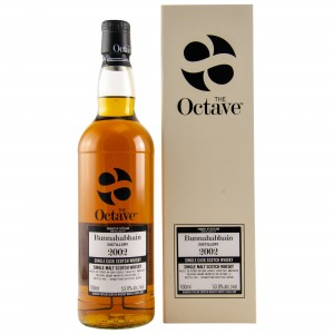 Bunnahabhain 2002/2018 Single Cask No. 3821333 The Octave (Duncan Taylor)