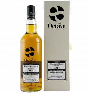 Bunnahabhain 2008/2018 The Octave Single Cask No. 3820144 Exclusive to Germany (Duncan Taylor)