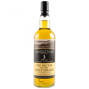 Bunnahabhain Staoisha 2014/2018 3 Jahre (The Nectar of the Daily Drams)