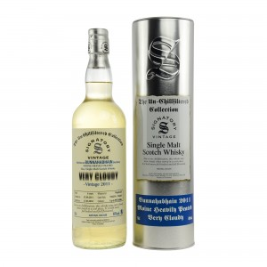 Bunnahabhain Moine 2011/2018 Very Cloudy Casks No. 704439+704440 (Hogsheads) (Signatory Un-Chillfiltered)