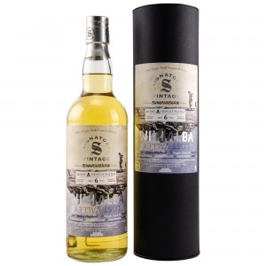 Bunnahabhain Moine 2011/2018 Bottled for Wiljalba (Signatory)