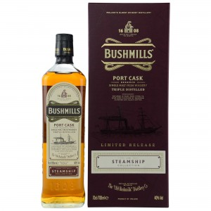 Bushmills Port Cask The Steamship Collection #2 (Irland)