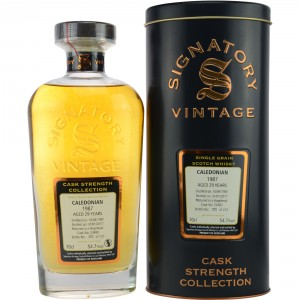 Caledonian 1987/2017 Cask Strength 29 Jahre Hogshead (Signatory Cask Strength Collection)