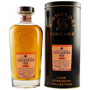 Caledonian 1976/2015 Single Grain (Signatory Cask Strength Collection)