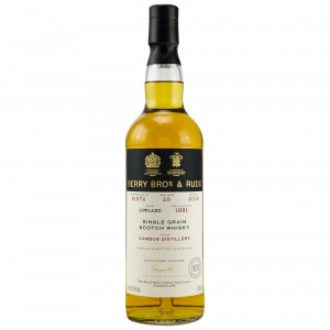Cambus 1991/2018 26 Jahre Cask No. 61972 (Berry Bros and Rudd)
