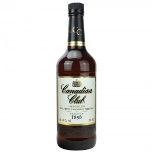 Canadian Club - Blended Canadian Whisky (Kanada)