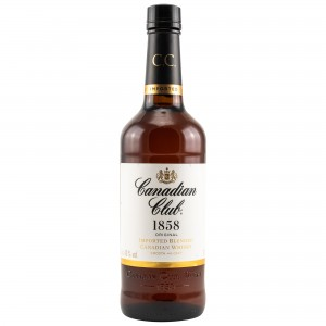 Canadian Club Original 1858 Blend